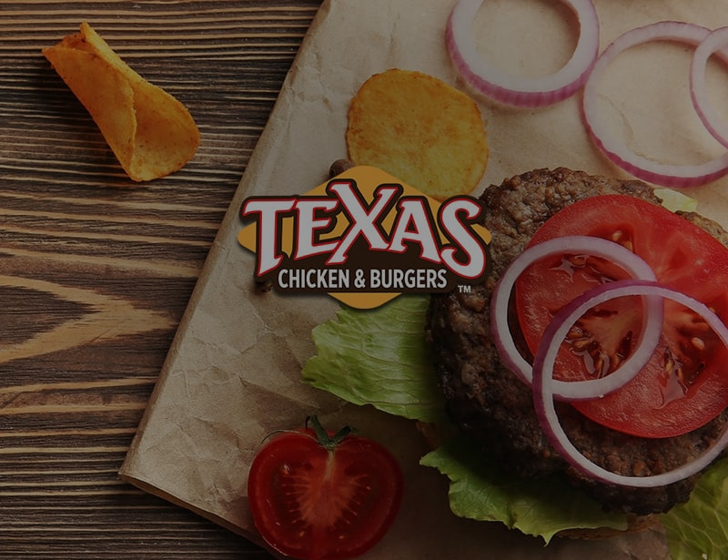 Texas Chicken and Burgers by Oraiko